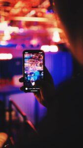 Instagram Story als onderdeel van ephemeral content